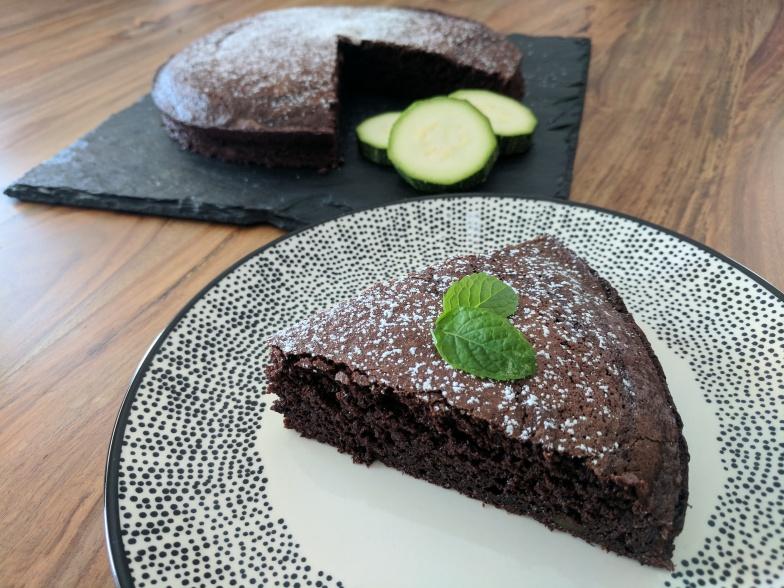 Recette De Gâteau Chocolat Courgette Au Thermomix